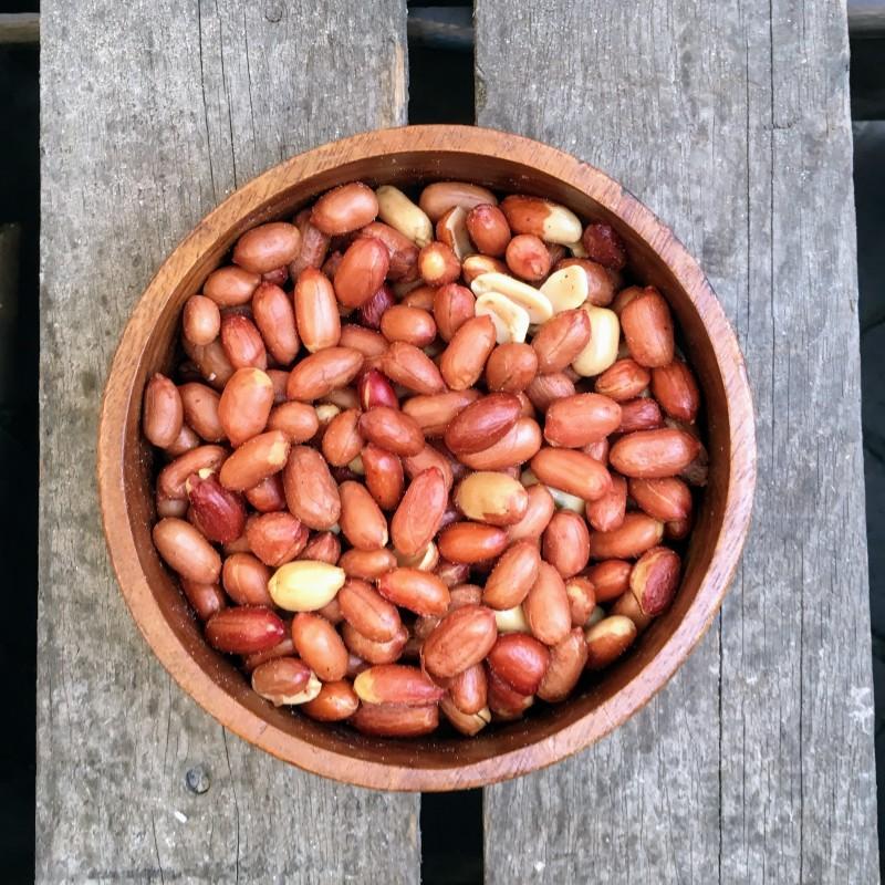 Vliespinda's Grote vliespinda's gezouten Verse gezonde noten
