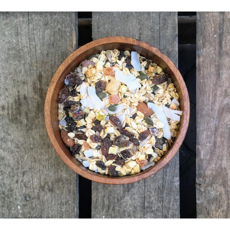 Muesli Havermuesli Verse gezonde noten
