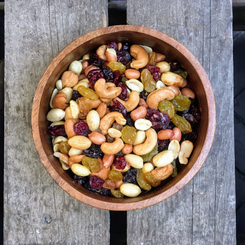 Weekendmix Weekendmix ongezouten Verse gezonde noten