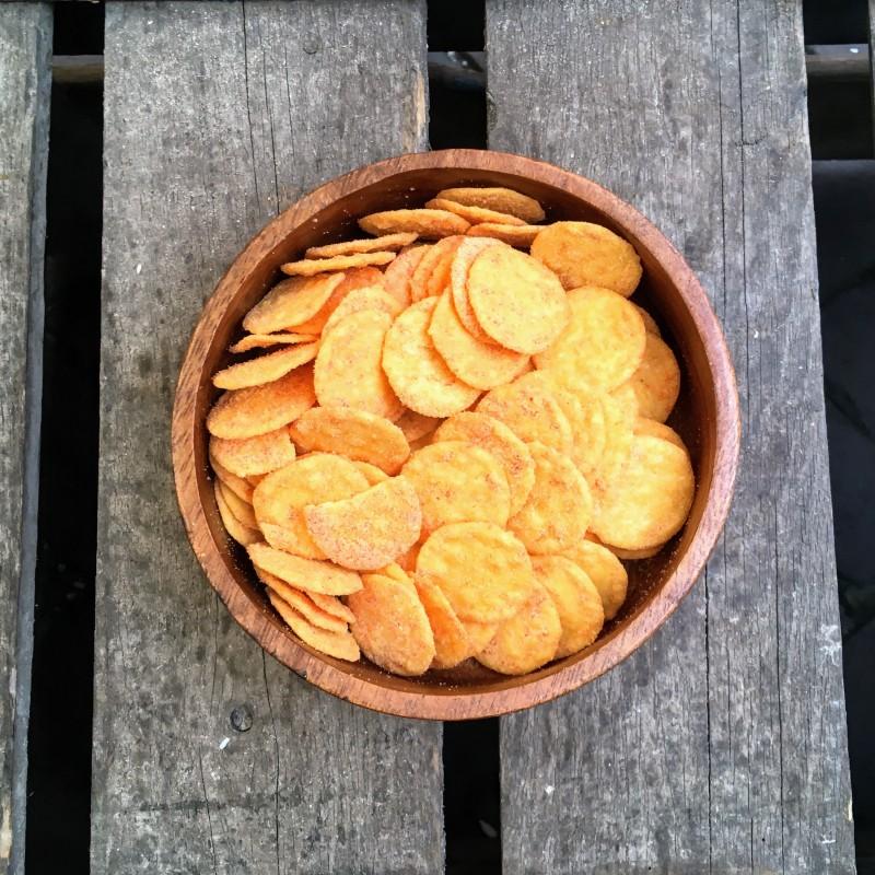 Rijstcrackers Mexicano's Verse gezonde noten