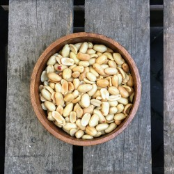 Grote pinda's gezouten - Verse gezonde noten