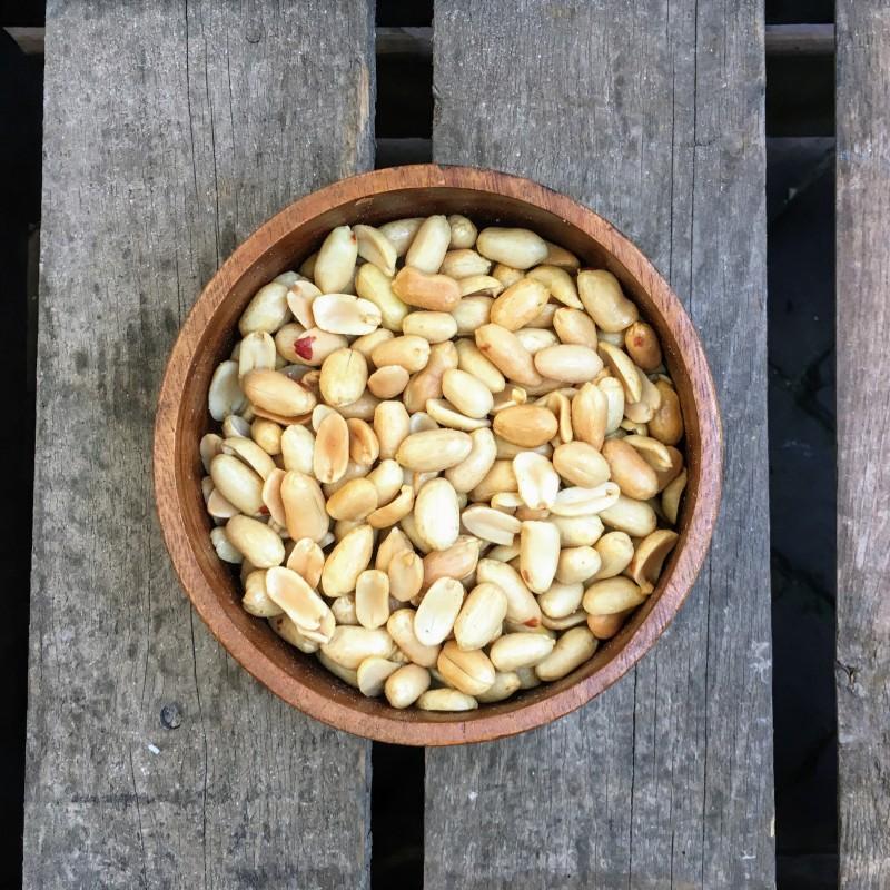 Grote pinda's Grote pinda's gezouten Verse gezonde noten
