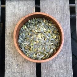 Pitten en Zaden Pompoenpitten (pepita) Verse gezonde noten