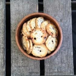Sojaboon rijstcracker - Verse gezonde noten