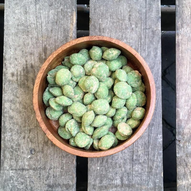 Rijstcrackers Wasabi Pinda's Verse gezonde noten