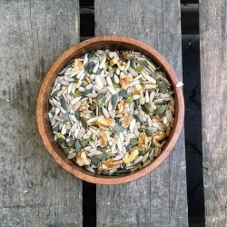Salademix zaden en pitten - Verse gezonde noten