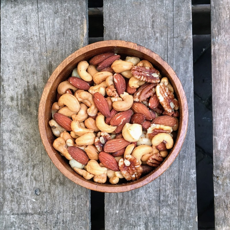 Noten Mixen Luxe Huismix ongezouten Verse gezonde noten
