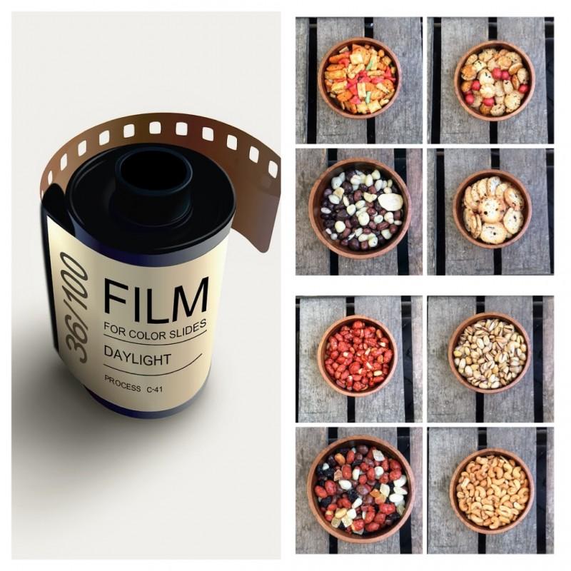 Pakketten Movie pakket Verse gezonde noten