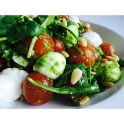 Pitten en Zaden Pijnboompitten Verse gezonde noten