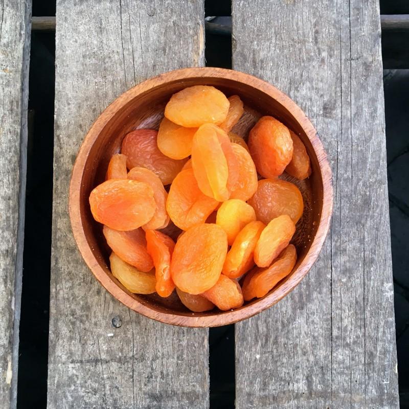 Zuidvruchten Abrikozen zoet Verse gezonde noten