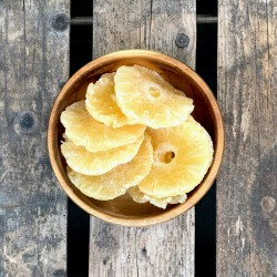 Ananas gezoet - Verse gezonde noten