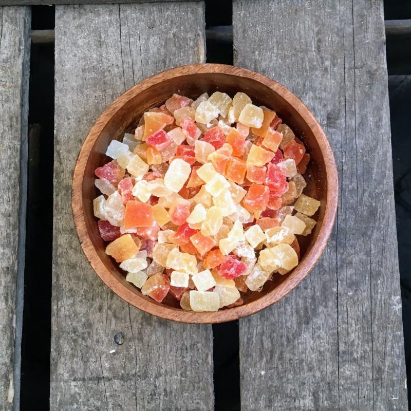Ananas-papaja mix Ananas-papaja mix Verse gezonde noten