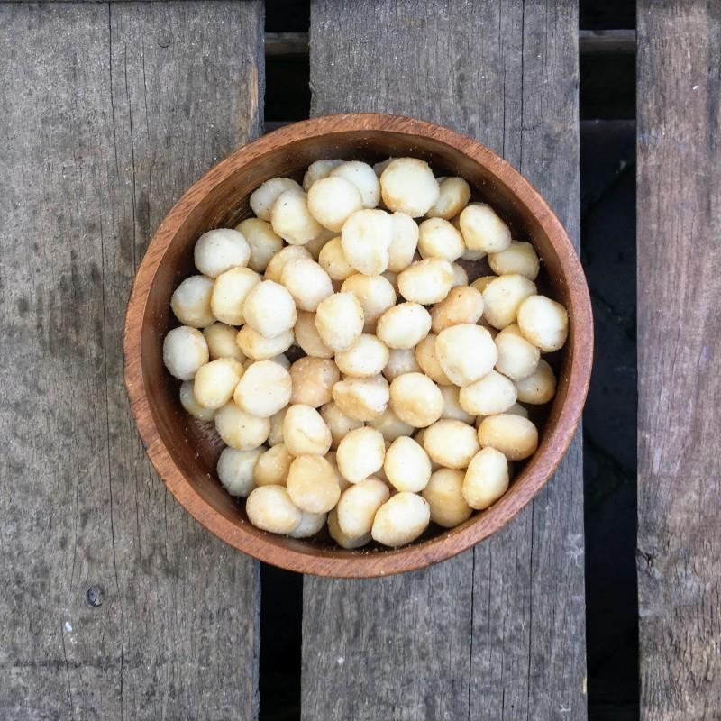 Macadamia's Ongebrande macadamianoten Verse gezonde noten