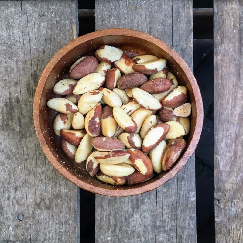 Paranoten Ongebrande paranoten Verse gezonde noten