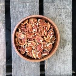 Gebrande pecannoten ongezouten - Verse gezonde noten