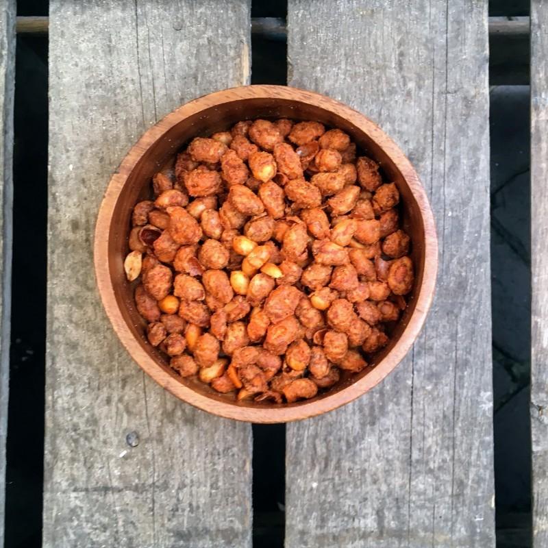 Katjang Pedis Katjang Pedis Verse gezonde noten