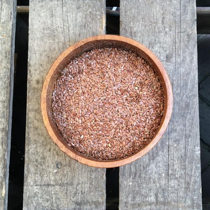 Lijnzaad Lijnzaad heel Verse gezonde noten