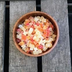 Ananas-papaja mix - Verse gezonde noten