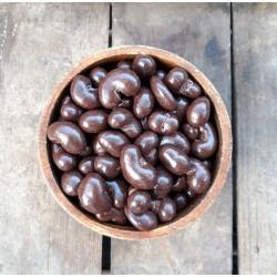 Choco puur cashewnoten - Verse gezonde noten