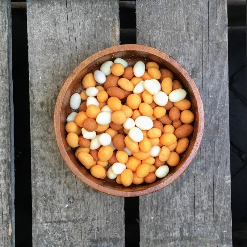 Rijstcrackers Borrelnoten Verse gezonde noten