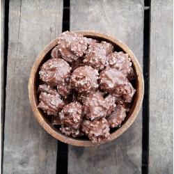 Choco cashewrots melk - Verse gezonde noten