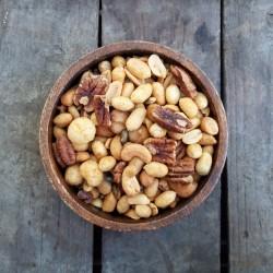Zomermix met BBQ-kruiden - Verse gezonde noten