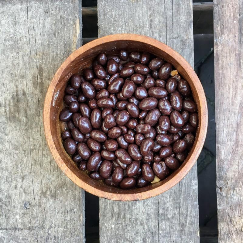 Choco pinda's Choco pinda puur Verse gezonde noten